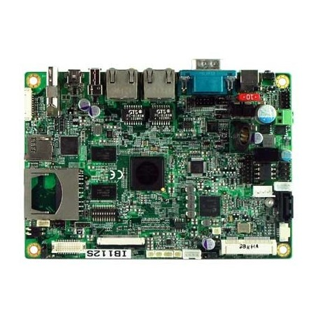 "IB112 (i.MX536) : RISC, 3.5"" Disk-Size SBC, 102mm x 147mm (4"" x 5.8"")"