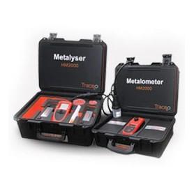 Analyseur portable métaux lourds dans les eaux : HM2000 Deluxe