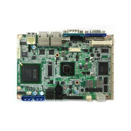 """Intel Pineview D525 3.5"""" SBC, Wide Temp. -20 to 70°C : OXY5313A"""
