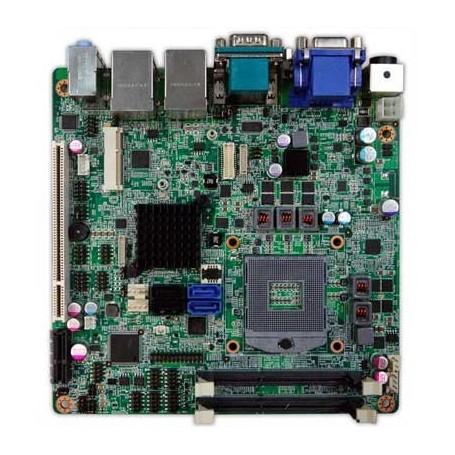 Intel Ivy Bridge QM77 Mini-ITX Industrial MB, Wide Temp. -20 to 70°C : INS8335A
