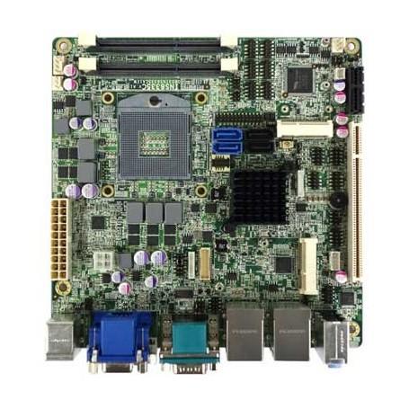 Intel Ivy Bridge QM77 Mini-ITX Industrial MB, Wide Temp. -20 to 70°C : INS8335C