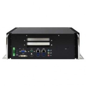 Intel QM77 Fanless Rugged System, Wide Temp. -20 to 60°C : PER535A