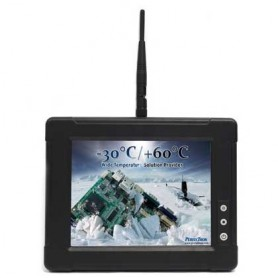 "Vehicle Mount Terminal with 8.4"" TFT LCD IP65, Wide Temp. -30 to 60°C : RVT0820A"