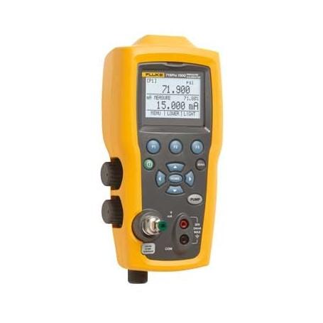 Calibrateur de pression à pompe électrique : Fluke 719