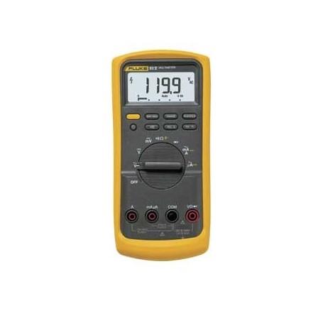 Multimètre numérique : Fluke 83V