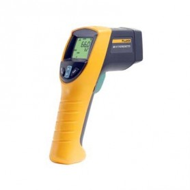 Thermomètre infrarouge avec thermocouple de type K : Fluke 561