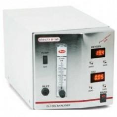 Analyseurde gazO2-CO2 pour fermenteur: FerMac 368