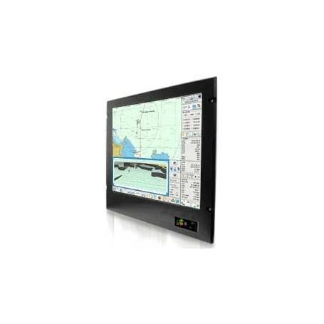 "19"" Intel Dual Core Atom N2600 Platform Marine Panel PC : R19L300-MRA2ID3S"