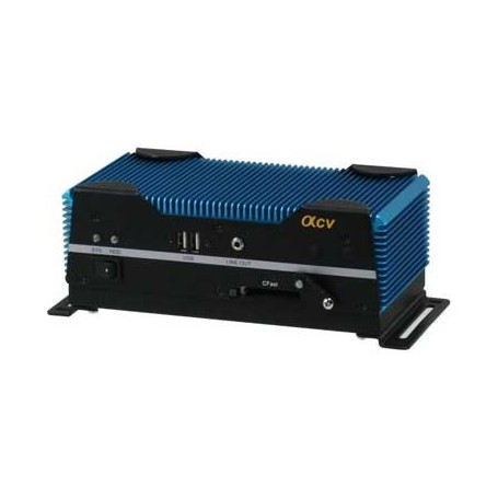 PC industriel ATOM N2600 - Température étendue, -40°~+70C° : AEC-6523