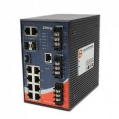 Switch réseau énergie IEC 61850-3, 10 ports : IES-P3073GC-HV