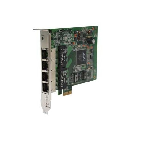 Switch compact PCI/PCIe, 4 ports : IGCS-E140