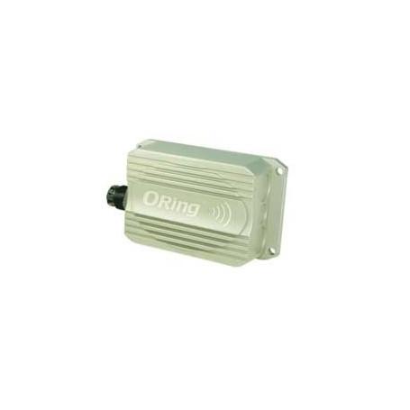Wireless access point with 1x10/100Base-T(X) PoE P.D., IP-67 grade : IAP-W510+