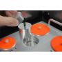 Calorimètre isotherme pour ciments et bétons 4 canaux de tests : I-CAL 4000 HPC