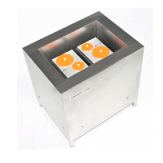 Calorimètre isotherme pour ciments et bétons 2 canaux de tests : I-CAL 2000 HPC