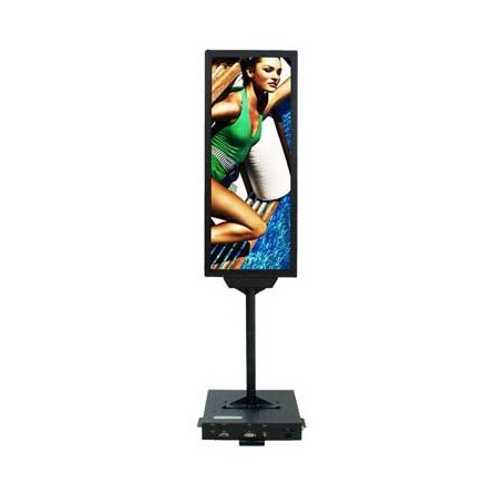 """Ecran double face Two 29.3"""" : SSC2925 (Double Side LCD Display)"""