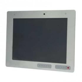 17'' ATOM D2550 fanless avec 1 slot extension PCI : IPPC17A7-RE