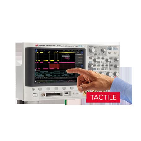 Oscilloscope à signaux mixtes 100MHz - 4 voies : MSOX3014T