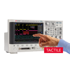 Oscilloscope à signaux mixtes 1GHz - 4 voies : MSOX3104T