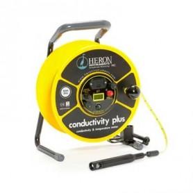 Sonde piezomètrique niveau d'eau, conductivité et température : CONDUCTIVITY PLUS
