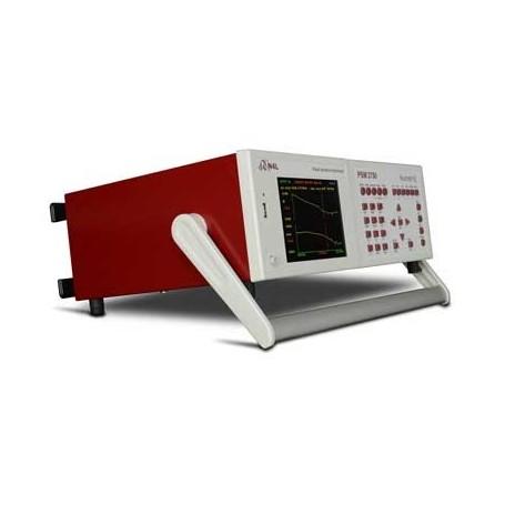 Analyseur de réponse en fréquence 50MHz, isolé : PSM3750