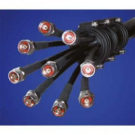 Cable coaxial LMR195 LMR200 LMR240 LMR300 LMR400 LMR600