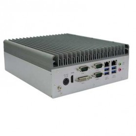Intel Haswell Q87 with Intel Core i7/ i5/ i3 Processor Fanless Rugged System : DM100