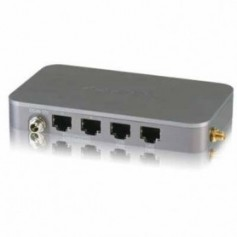 Compact Embedded Controller with Intel Atom N2600 1.6GHz Processor : AEC-6402