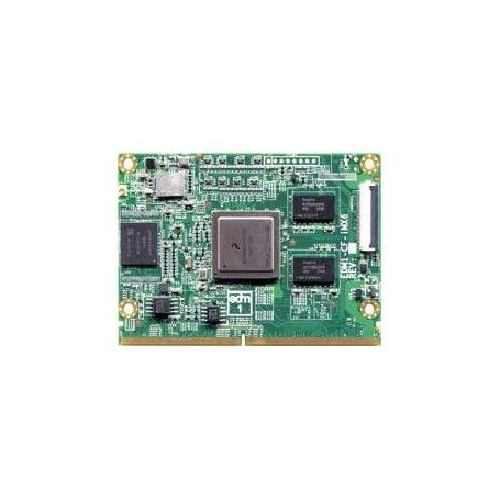 EDM Compact Module with Freescale i.MX6 Cortex-A9 : EDM1-CF-IMX6