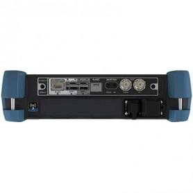 Test de débits de 1 et 100 Gbits/s en version Turbo : Netblazer v2