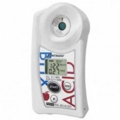 Réfractomètre numérique brix acidité pour pomme : PAL-BX-ACID5