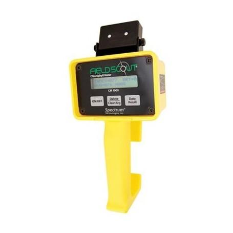Analyseur chlorophylle portable sans contact : CM 1000