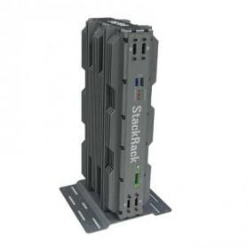 PC durci sans ventilateur Intel Haswell QM87 : SR200