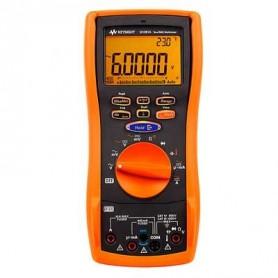 Multimètre IP67 4.5 digit -précision de 0,025% - 800 h d'autonomie : U1282A