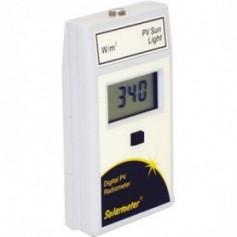 Radiomètre photovoltaique intégré : Solarmeter Model 10.0