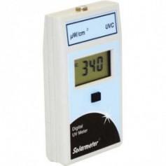 Radiomètre UVC intégré : Solarmeter Model 8.0