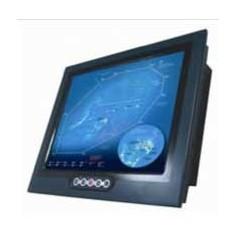 "Panel PC marine 17"" tactile multitouch IP65 haute luminosité : NAVPIXEL NPS1768"