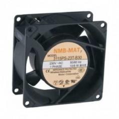 Ventilateur industriel AC 115V ou 220V - 80 x 80 x 38 mm : SERIE 3115