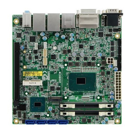 CPU INTEL 6ème Gen. SKYLAKE XEON/i3/i5/i7 on board: MI990