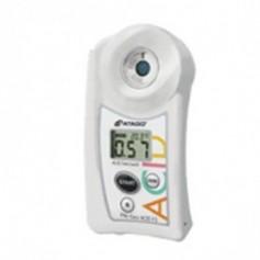 Réfractomètre numérique acidité Multifruits : PAL-EASY-ACID F5