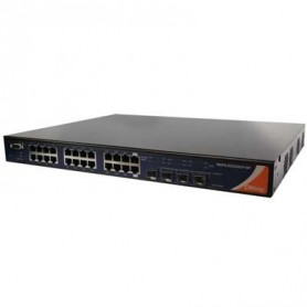 Switch Rackable, 24 ports : RGPS-92222GCP-NP