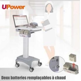 Batterie remplaçable à chaud pour PC portables ou tablettes
