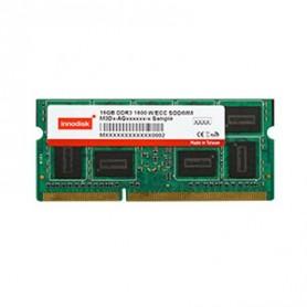 Unbuffered w/ECC 1600Mhz/1333Mhz/1066Mhz 204pin : DDR3 SODIMM