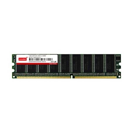 Unbuffered w/ECC 400Mhz/333Mhz/266MHZ 184pin : DDR LONG DIMM