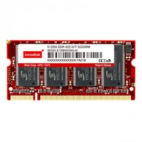Wide Temperature 400Mhz/333Mhz/266MHZ 200pin : DDR SODIMM