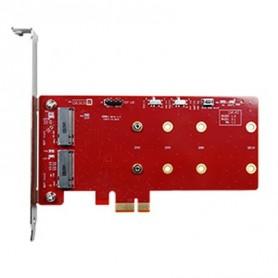 PCI Express 2.0 SATA III M.2 Key-B x 2 : ESPS-32R1