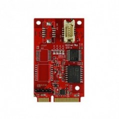 USB 2.0 Isolated RS-232 DB-9 x 1 : EMU2-X1S1