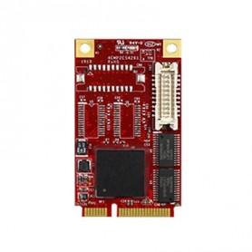 PCI Express 2.0 x 1 RS-232 DB-9 x 2 : EMP2-X203