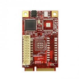 PCI Express 2.1 x 1 Isolated GbE LAN RJ45 x 1 : EMPL-G101