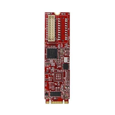 PCI Express 2.1 x 1 Single GbE LAN RJ45 x 1 : EGPL-G101
