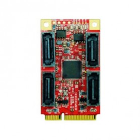 PCI Express 2.0 SATA III SATA 7pin x 4 : EMPS-3401